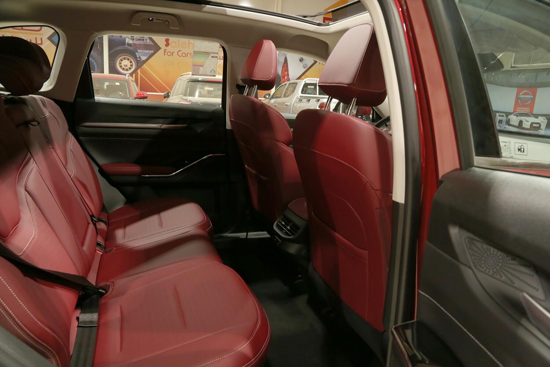 صورة داخلية للسيارة  هافال H6 بريميوم 2022
