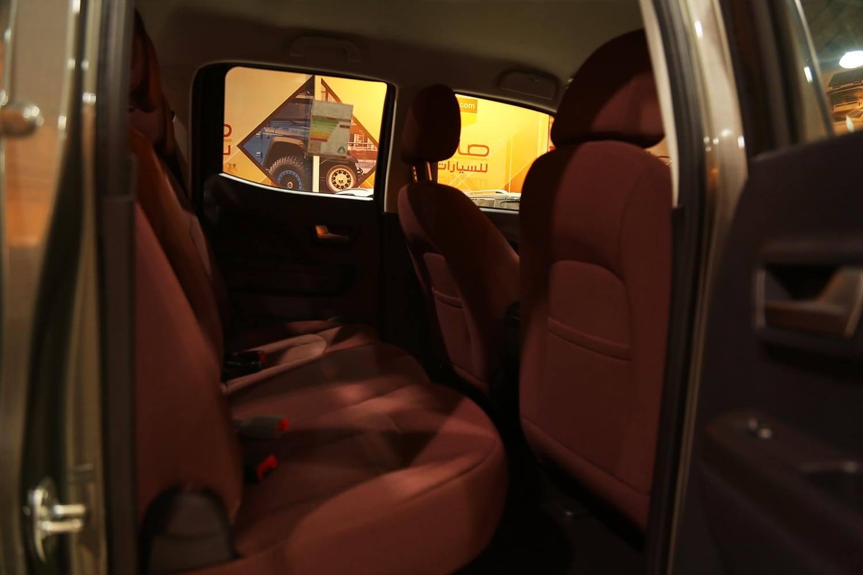 صورة داخلية للسيارة  جريت وول ونجل LUX-7 2022