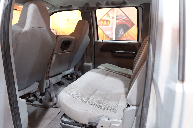 Interior Image for  FORD F250 super duty 2007