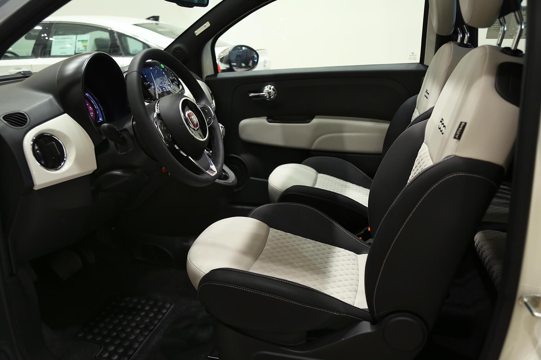 Interior Image for  FIAT 500 Dolce Vita hatchback 2021