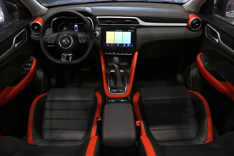 صورة داخلية للسيارة  ام جي ZS LUX-1.3L-Turbo 2022