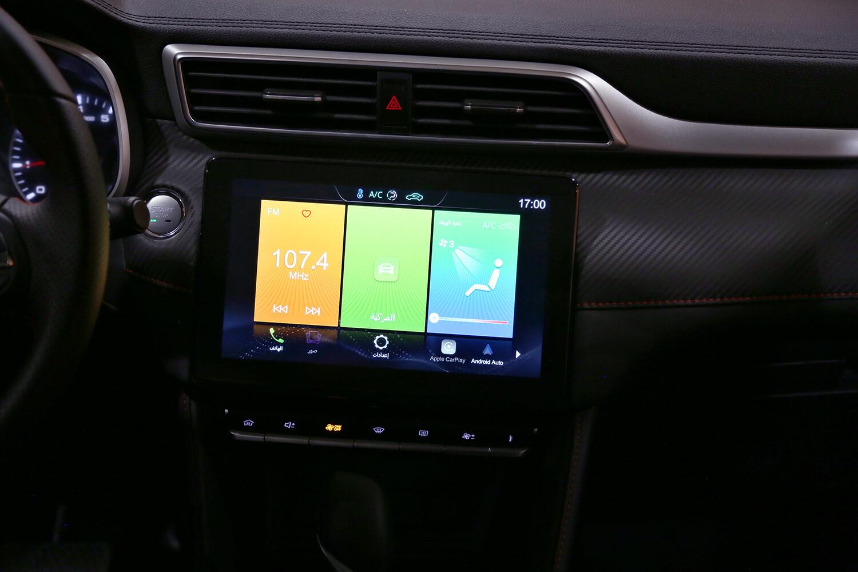 صورة داخلية للسيارة  ام جي ZS STD 2022