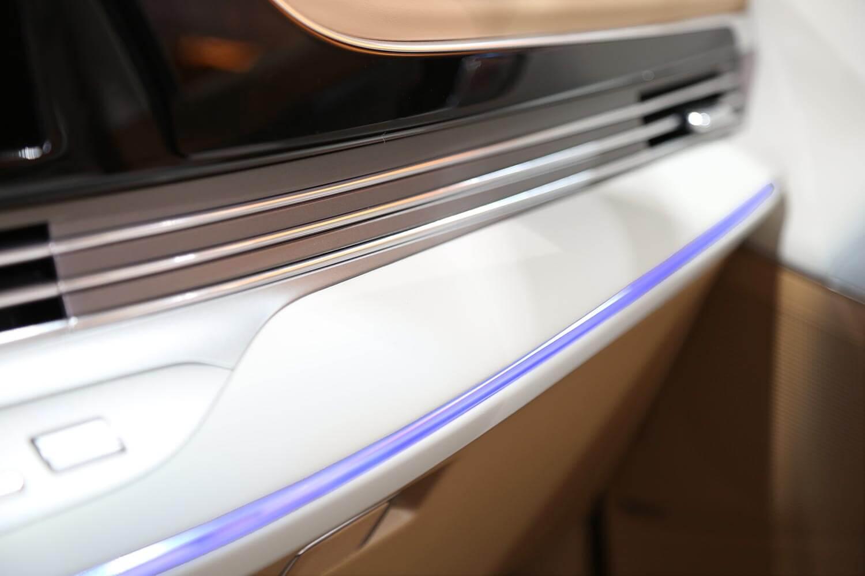 صورة داخلية للسيارة  هيونداي ازيرا Premium 2022