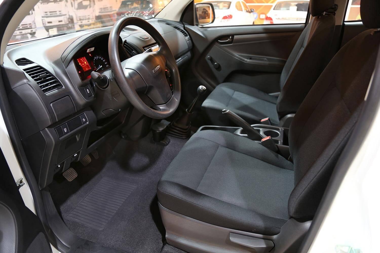 صورة داخلية للسيارة  ايسوزو ديماكس غمارتين 2021