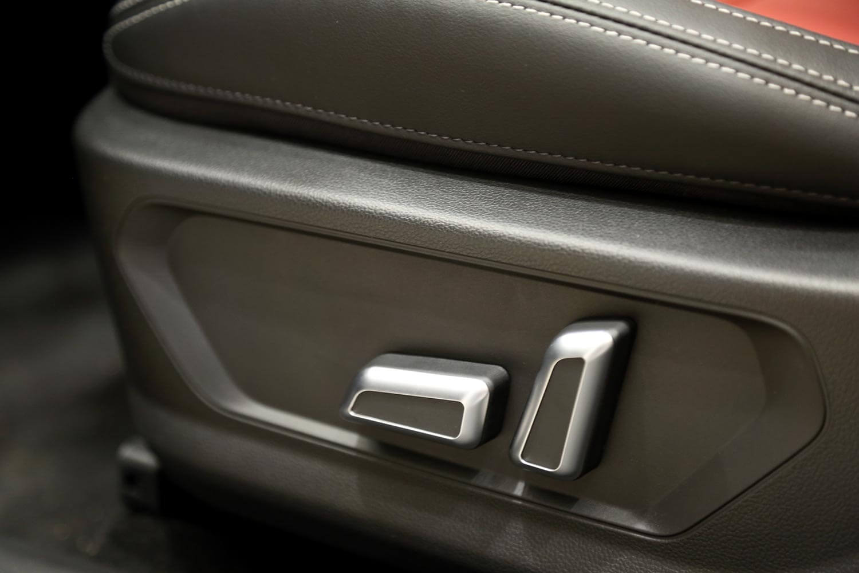 صورة داخلية للسيارة  هافال جوليان بريميوم 2022