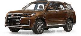 CHANGAN CS95 Royal 4WD 2021