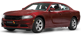 DODGE Charger SXT-A Camel Leather 2019