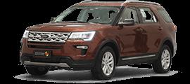 فورد اكسبلورر XLT - AWD 2018