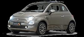 فيات 500 Hatchback جلد 2020