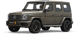 MERCEDES BENZ G63 AMG-Adition 2020