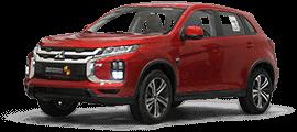 MITSUBISHI ASX GLX-4WD 2021