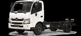 هينو شاحنة شاسيه 300 714XZU10L 2020