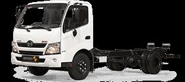 هينو شاحنة شاسيه 300 816XZU720 2020