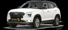 HYUNDAI CRETA GL 2WD - MID 2021