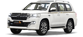 TOYOTA LAND CRUISER VX-S 2021