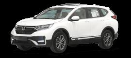 HONDA CRV EX 2021