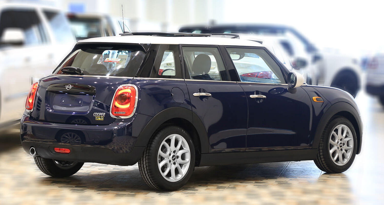 Exterior Image for  MINI COOPER Mini Clubman 2019