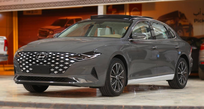 saleh group for cars - hyundai azera smart 2021