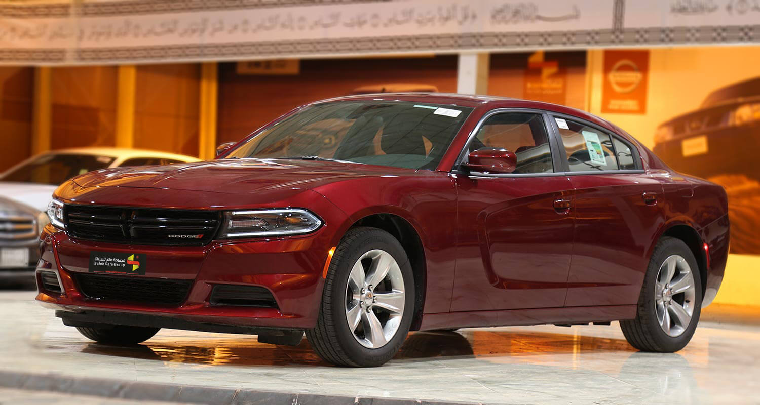 Exterior Image for  DODGE Charger SXT-A Camel Leather 2020