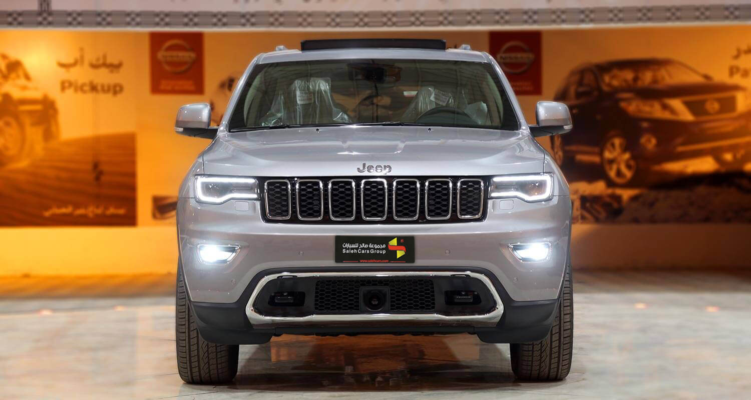 Exterior Image for  Jeep Grand Cherokee Limited 2021