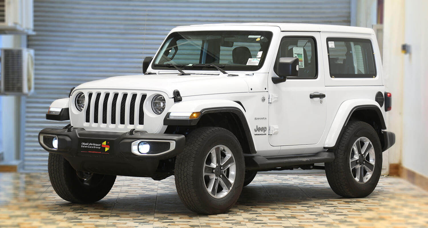 Exterior Image for  Jeep Wrangler Sahara Plus 2020