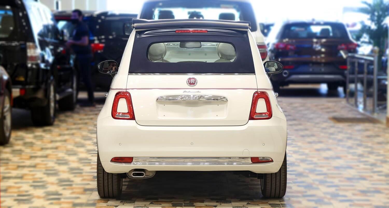 صورة خارجية للسيارة  فيات 500C Dolce Vita 2020