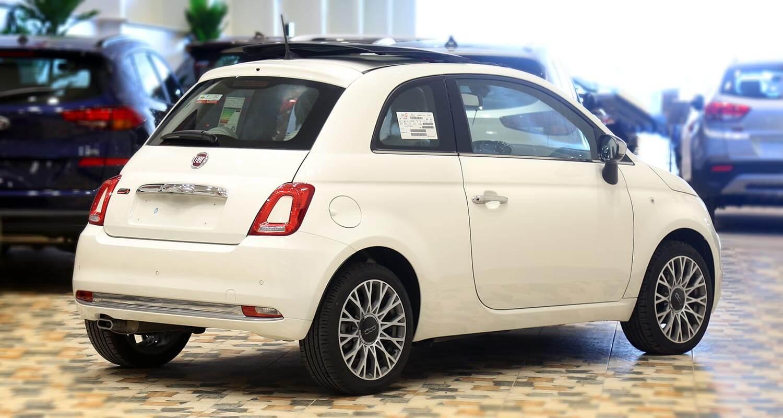 Exterior Image for  FIAT 500 Hatchback 2020