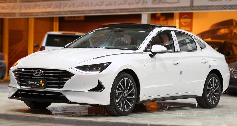 صورة خارجية للسيارة  هيونداي سوناتا Smart 2020