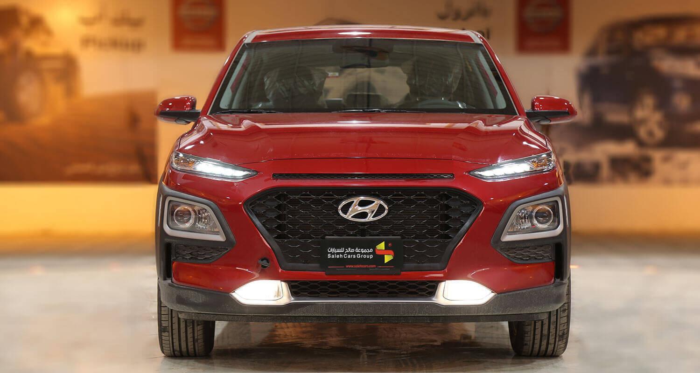 صورة خارجية للسيارة  هيونداي كونا GLS 2020