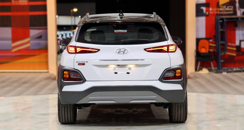 صورة خارجية للسيارة  هيونداي كونا GLS-Comfort 2020