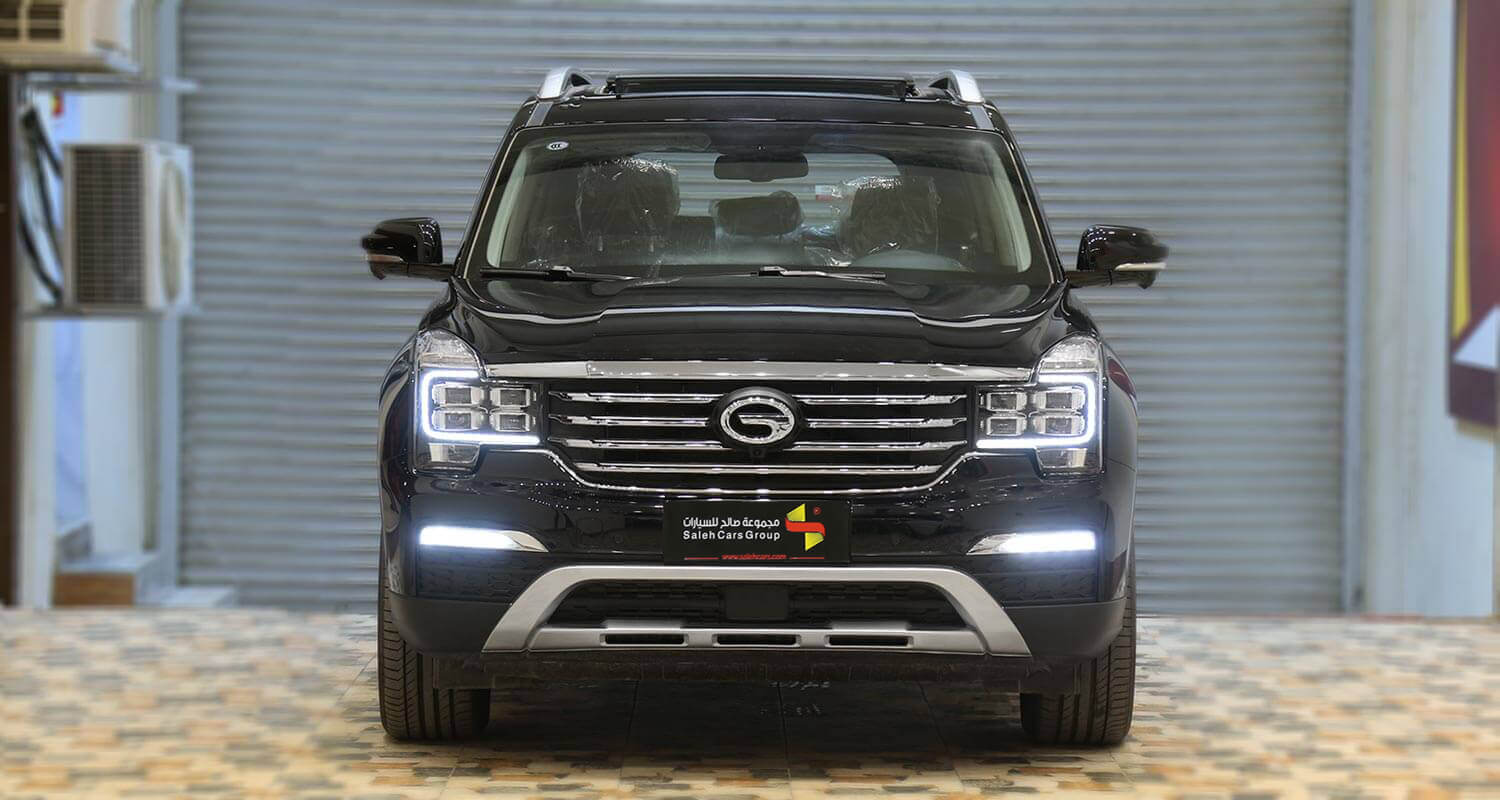 Exterior Image for  GAC GS8 GL-4WD 2020