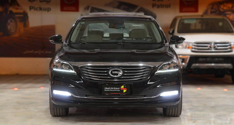 صورة خارجية للسيارة  جي إيه سي GA8 GE 2020