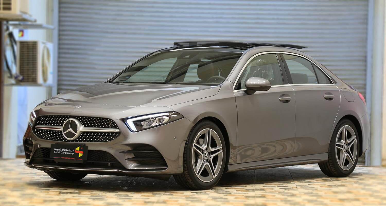 Exterior Image for  MERCEDES BENZ A 200 2020