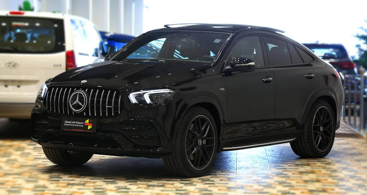 Exterior Image for  MERCEDES BENZ GLE 53 2021