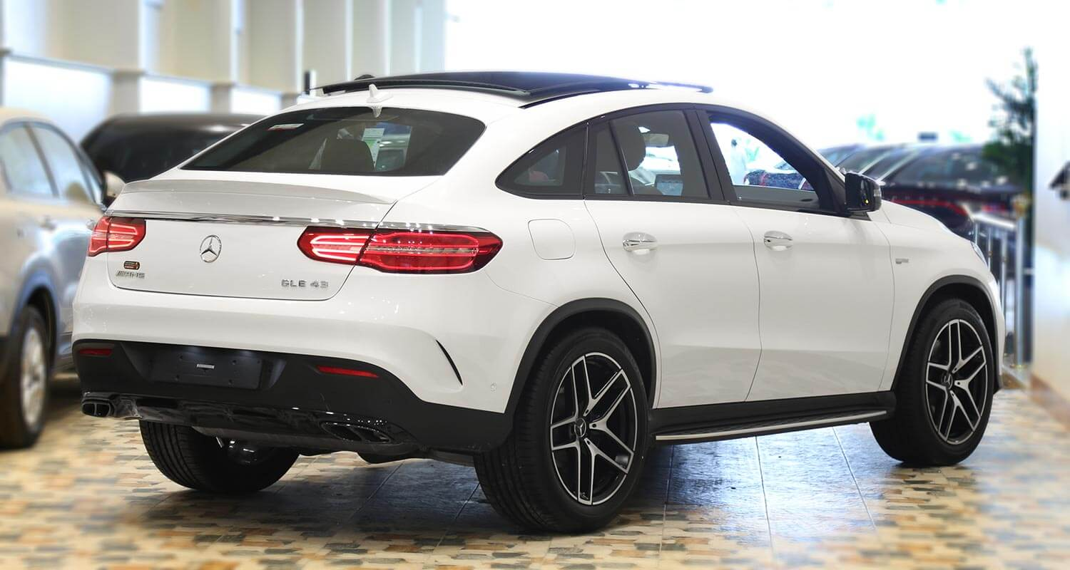 Exterior Image for  MERCEDES BENZ GLE 43 2019