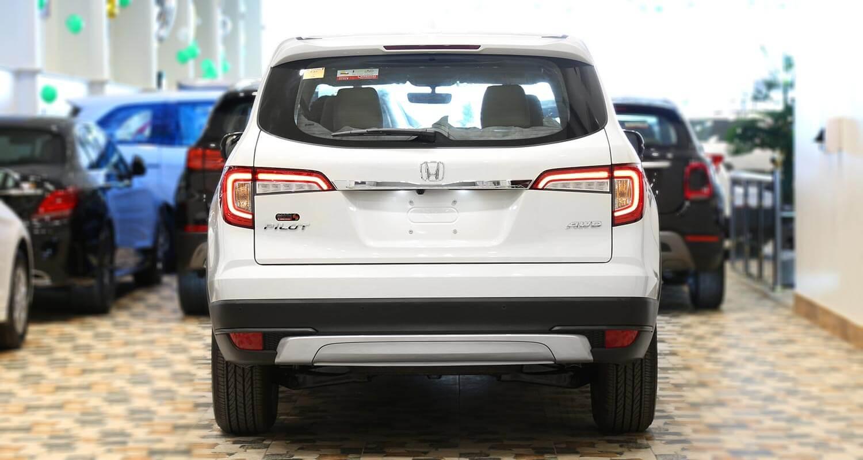صورة خارجية للسيارة  هوندا بايلوت EXL 2020