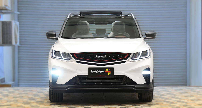 صورة خارجية للسيارة  جيلي كولراي GF 2021