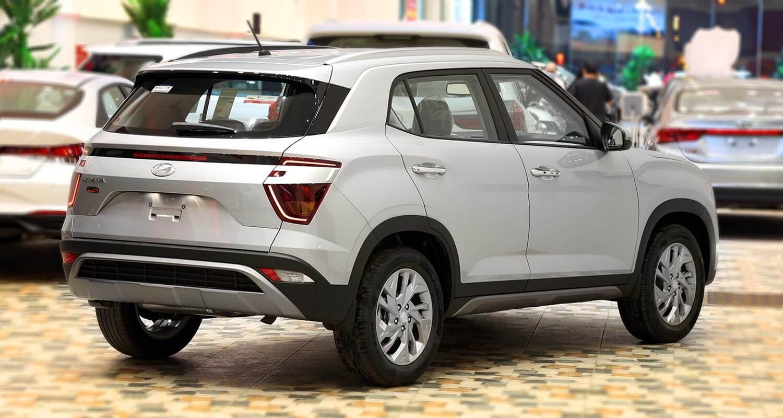 صورة خارجية للسيارة  هيونداي كريتا SMART-PLUS 2021