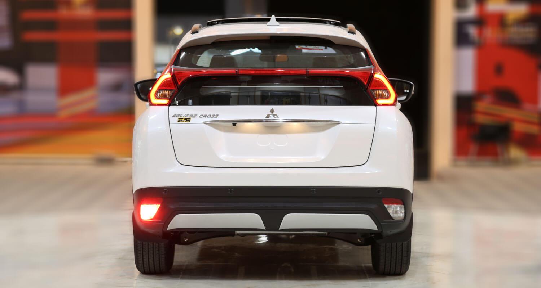 صورة خارجية للسيارة  ميتسوبيشي اكليبس كروس GLS 2020
