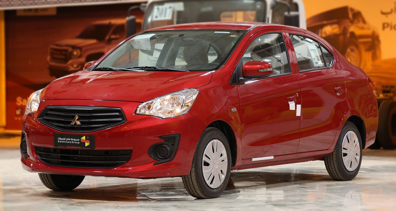 صورة خارجية للسيارة  ميتسوبيشي اتراج GLX-LL 2020