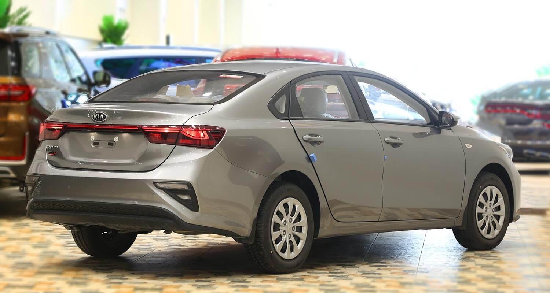 صورة خارجية للسيارة  كيا سيراتو LX 2021
