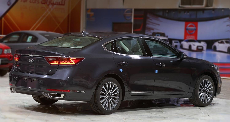 صورة خارجية للسيارة  كيا كادينزا LX 2020
