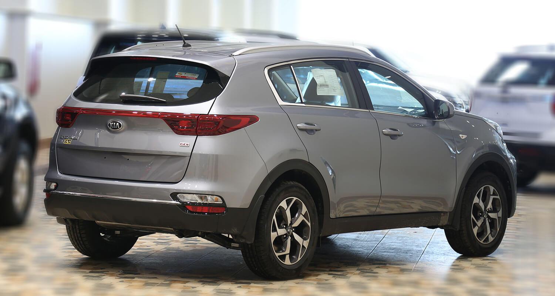 صورة خارجية للسيارة  كيا سبورتاج GDI 2020