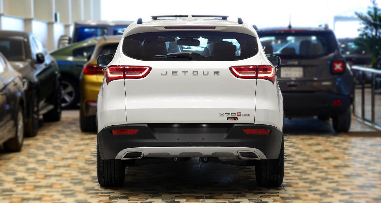 Exterior Image for  JETOUR X77 S 240T 2020