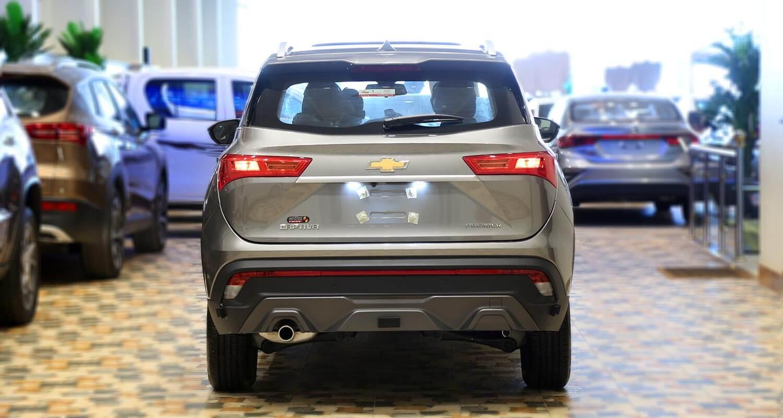 صورة خارجية للسيارة  شفروليه كابتيفا PREMIER 2021