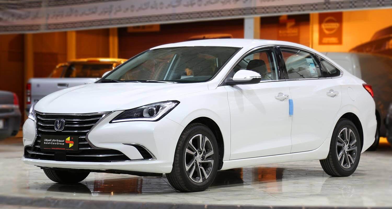 صورة خارجية للسيارة  شانجان ايدو Trend 2021