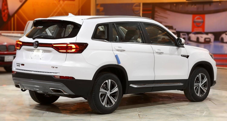 صورة خارجية للسيارة  شانجان CS 75 Basic 2WD 2021