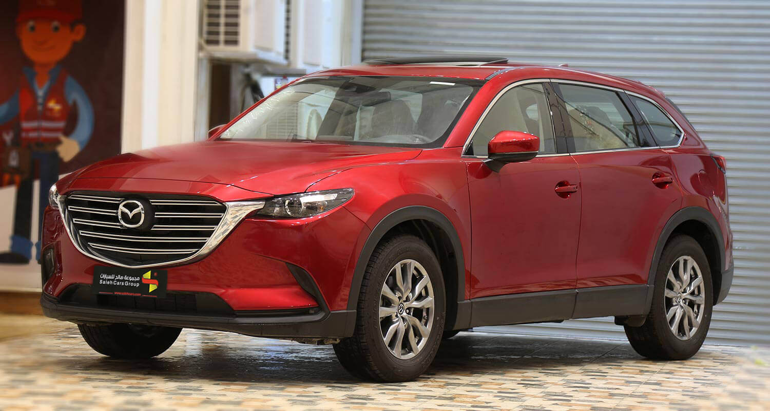 Exterior Image for  MAZDA CX-9 TC 2020