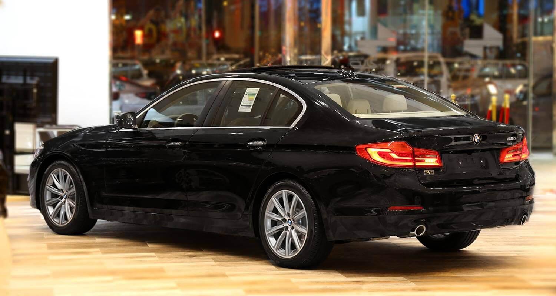 Exterior Image for  BMW 520 I- SPORT 2020