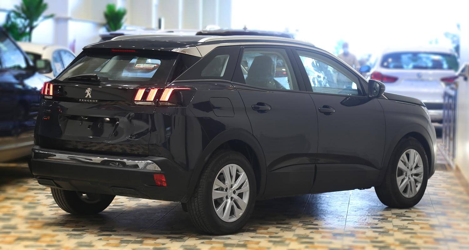Exterior Image for  PEUGEOT 3008 FWD 2020